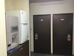 ビジネスホテル福千にはシャワールームが2室