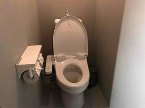 BookAndBedTokyo京都店のトイレ