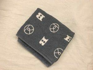 カンガルーホテルで用意されていたアメニティはタオルのみ