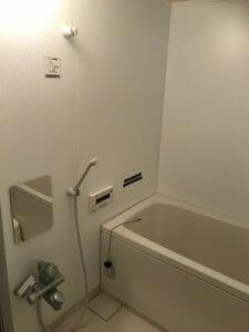 カンガルーホテルのバスルーム