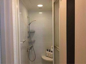 パレスジャパンのシャワールーム