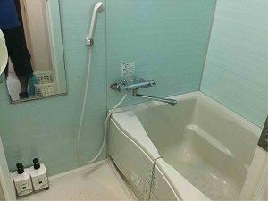 パレスジャパンのバスルーム