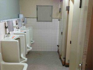 ビジネスホテル加賀のトイレ