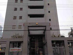 ビジネスホテル和香は西成警察署の目の前