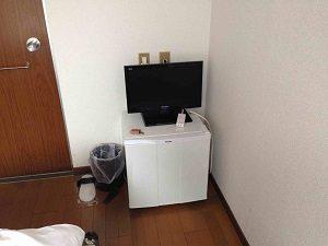 ビジネスホテル来山の洋室2