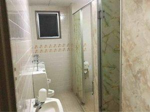ビジネスホテル福田屋のトイレは昭和感