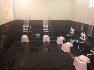 ホテルヒカリの大浴場2