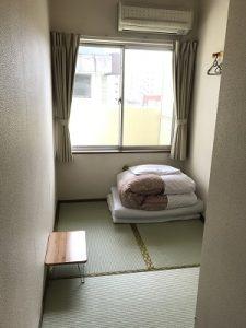 ホテルヒカリの客室