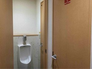 ホテル寿陽のトイレは男女別