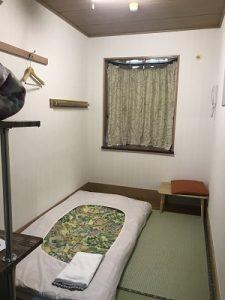 ホテル寿陽の和室
