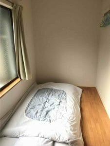 千住田村屋の大きめの個室