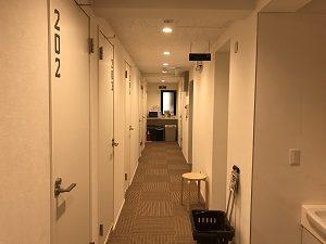 カンガルーホテルSIDE_Bの客室フロア