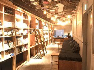 BookAndBedTokyo池袋店de