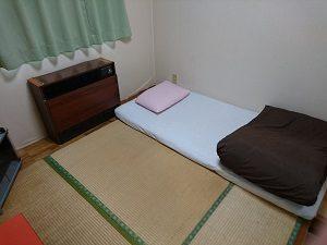 ニュー栃木屋のシングル和室