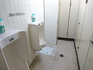 ニュー栃木屋のトイレ