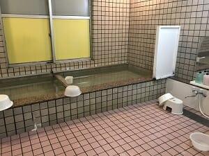 ビジネスホテルJステーションの大浴場
